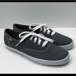 Keds Champ Ox Canvas Low Top Lace Up Sneakers